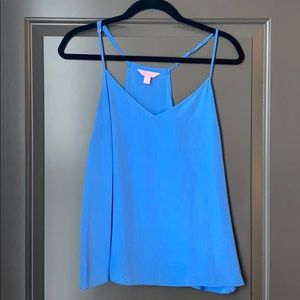 """Lilly Pulitzer Dusk Top in """"Bay Blue"""""""